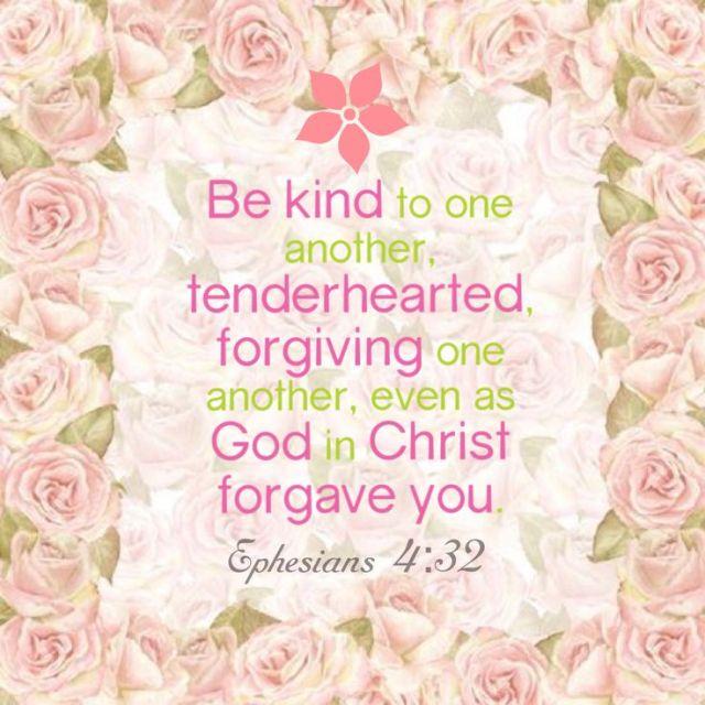 Ephesians 4.32 (2)