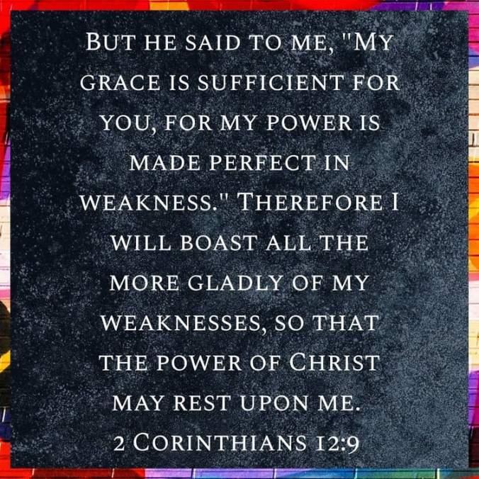2 Corinthians 12.9 (8)