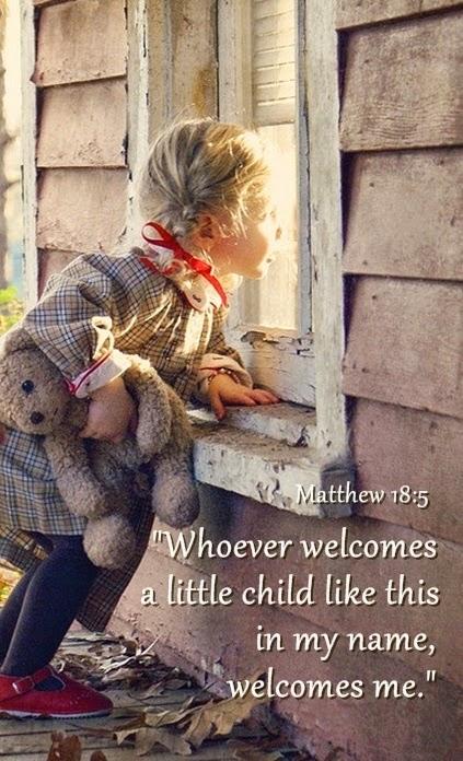 Matthew 18.5